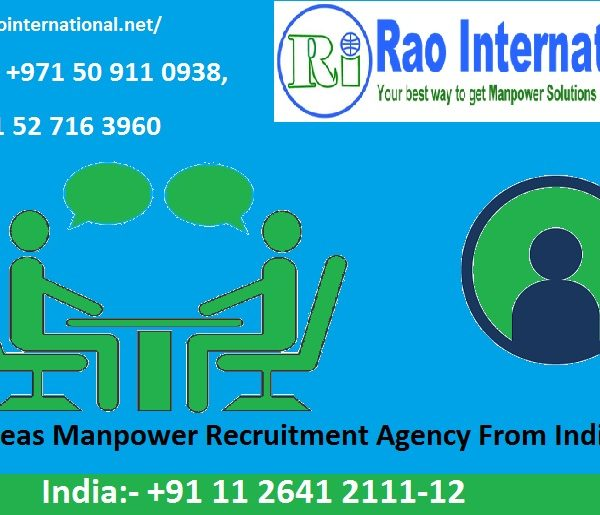 Overseas Recruitment Agencies In India