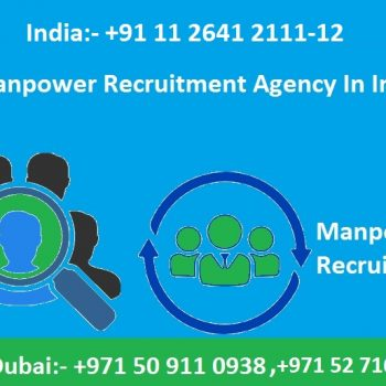 International recruitment agency from India