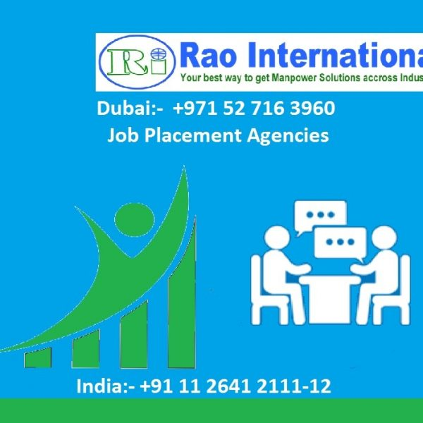 Job Placement Agencies in Dubai