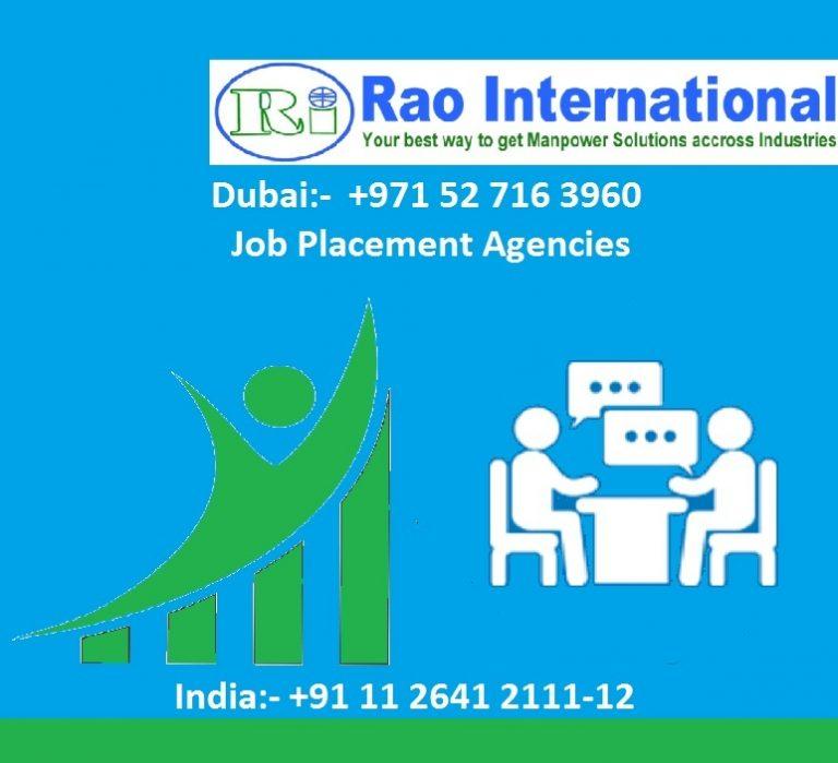 Job Placement Agencies in Dubai
