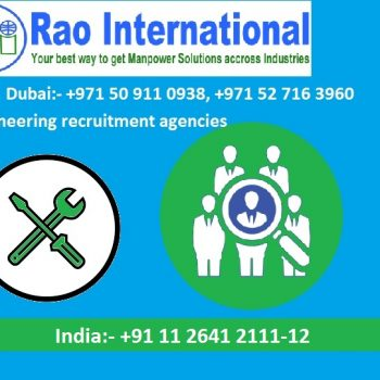Engineering recruitment agencies in Dubai