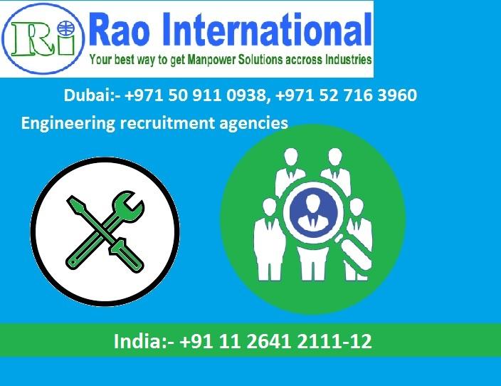 Engineering recruitment agencies in Dubai