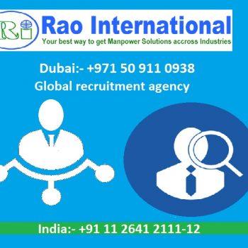 Global recruitment agency
