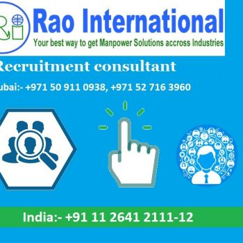 Roles of a recruitment consultant