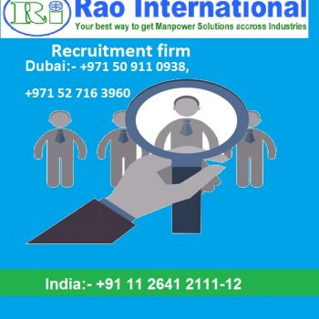 Recruitment firm