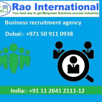 Business recruitment agency